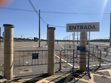 Rastro en Salamanca con la nueva normalidad. (2)