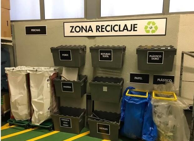 reciclaje eci