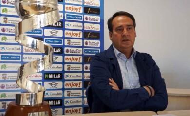 Jorge Recio, presidente de Perfumería Avenida.