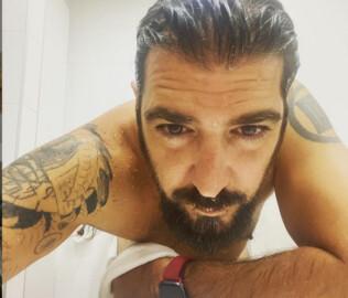 Antonio Orozco. Foto. Instagram.