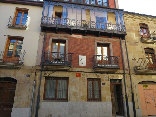 apartamentos pisos turisticos zona san justo