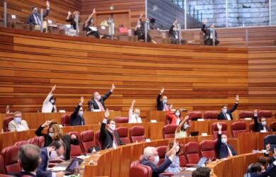 cortes votacion pleno ley hacienda ical
