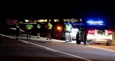 David Arranz ICAL . Tres mujeres fallecen en un atropello en la N-620 en el término municipal de Pedrosillo el ralo (8)