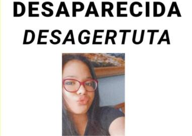 Desaparece Emily, una niña de 14 años en Salamanca.