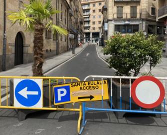 Calle Correhuela Salamanca