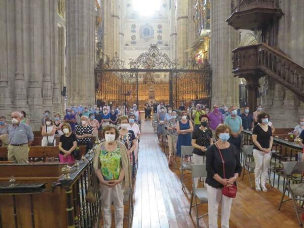 funeral catedral obispo victimas covid coronavirus (8)