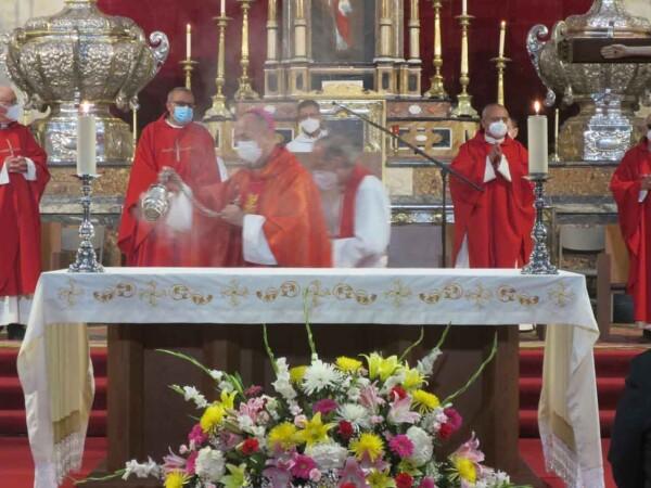 funeral catedral obispo victimas covid coronavirus (9)