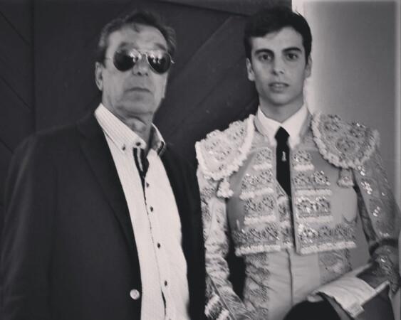 Juan José García y Alejandro Marcos. Foto Twitter Alejandro Marcos.