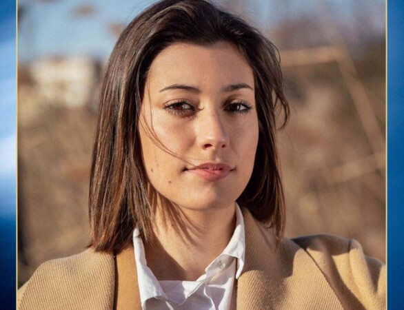 María Gómez, Miss World Salamanca.