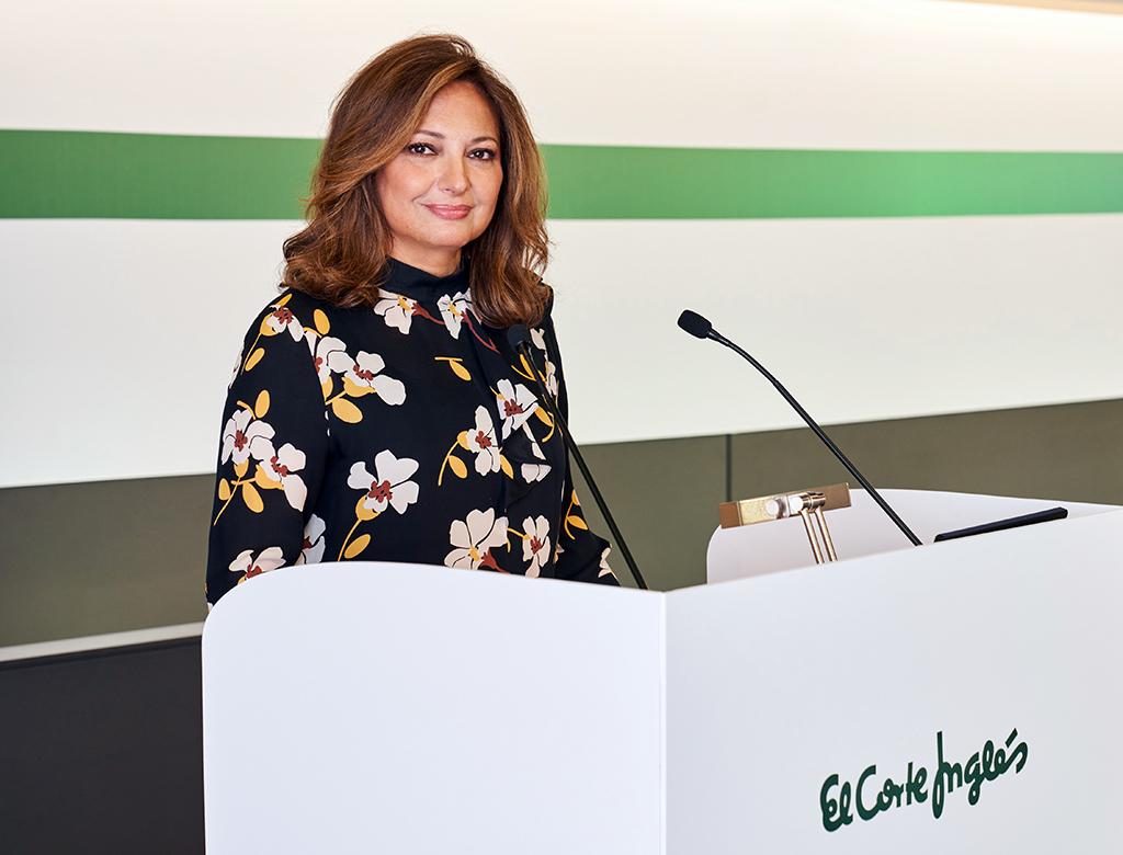Marta Álvarez, presidenta de El Corte Inglés (2)