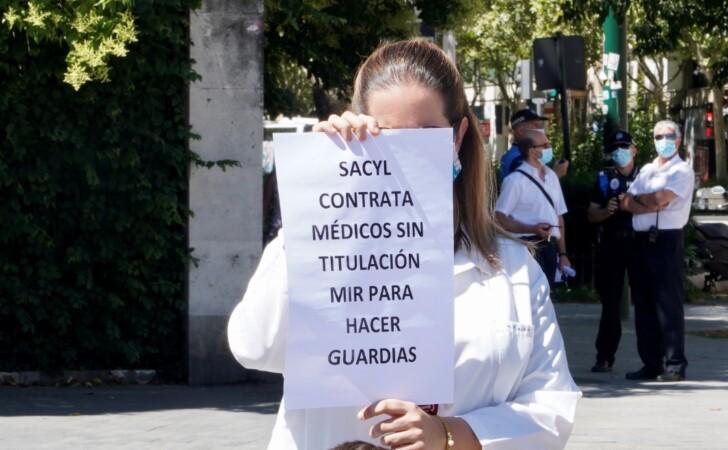 medicos unidos protesta 2 ical