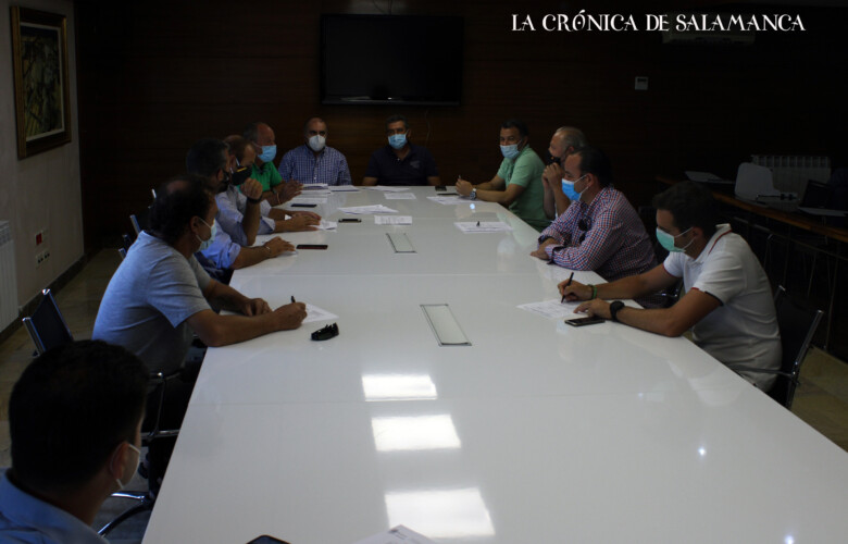 Lonja de Salamanca, mesa del porcino.