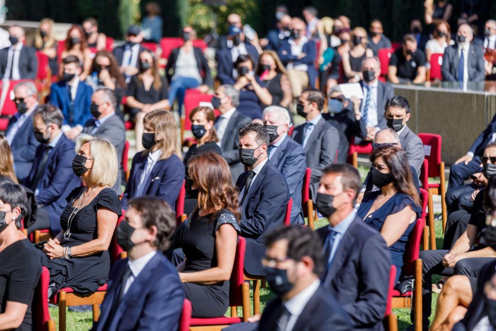 Nacho Valverde ICAL. Homenaje a las víctimas y profesionales de la Covid-19