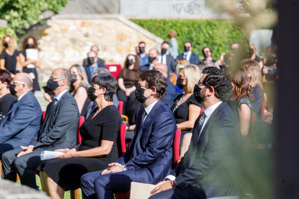 Nacho Valverde ICAL. Homenaje a las víctimas y profesionales de la Covid-19.