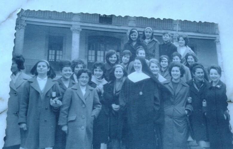 Fidela Miñuela Valiente fue la directora de la Escuela de Magisterio Virgen de la Vega, de las Siervas de San José.