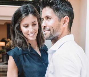 Ana Boyer y Fernando Verdasco. Foto. Instagram.