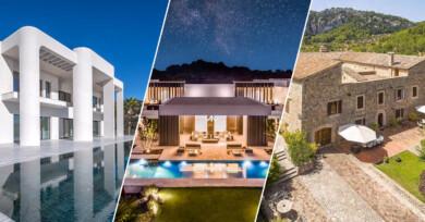 Casas más caras de España