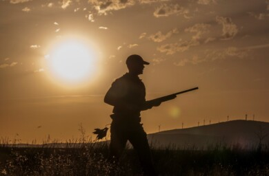 caza cazador ical