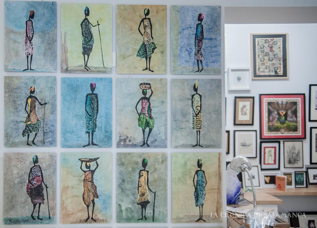 El Cuchitirl, galería de arte en El Corrillo.