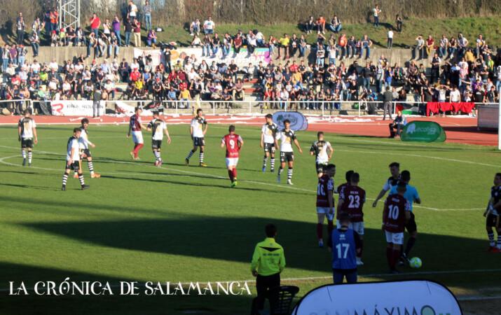 Derbi Unionistas - Salamanca CF
