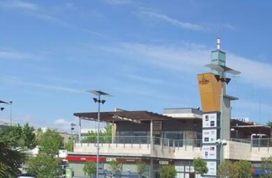 el palmeral centro comercial