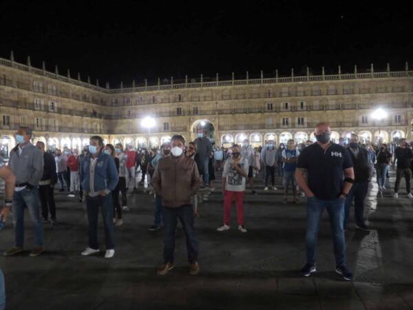 fernando castaño protesta hosteleros (3)
