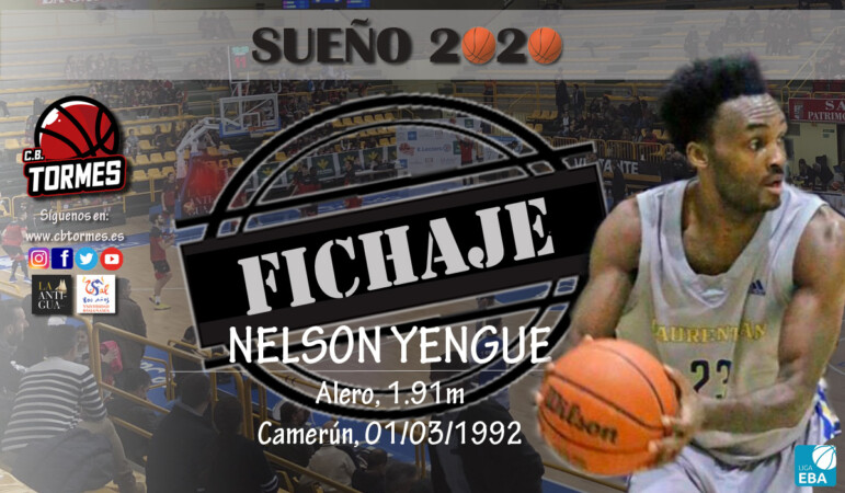 Nelson Yengue - Usal La Antigua