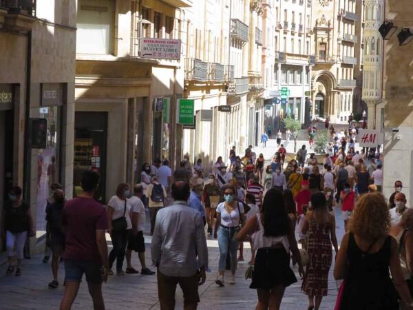 gente calle toro 19 agosto