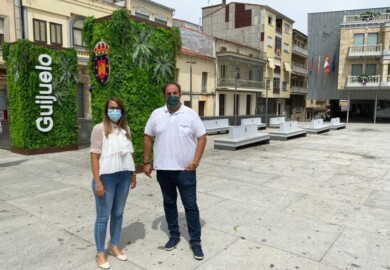 guijuelo plaza alcalde