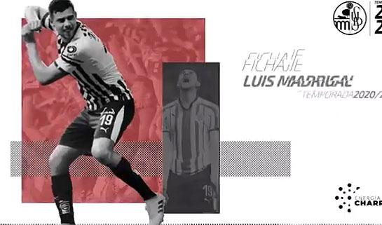 Luis Madrigal - Salamanca
