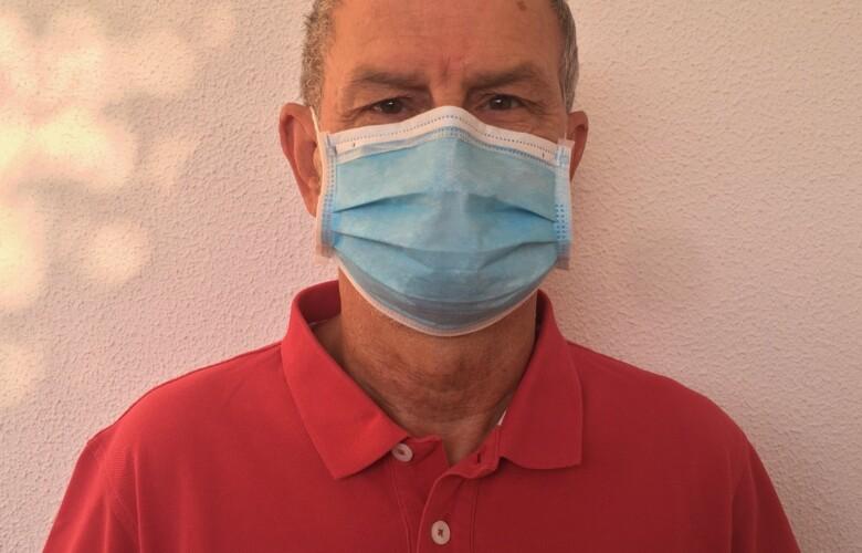 Miguel Barrueco, jefe de Neumología del hospital de Salamanca.