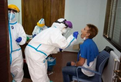 oencia leon test coronavirus ical