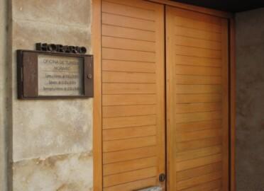 oficina turismo cerrada