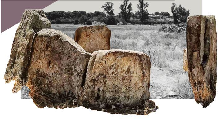 palacio los aguila megalitico