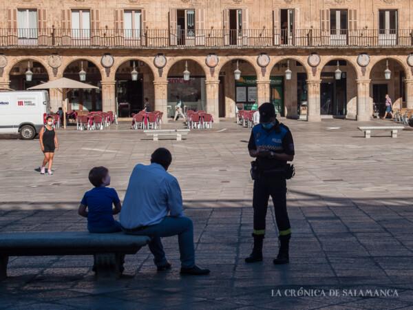 Policía Local, multa, mascarilla, horario (3)
