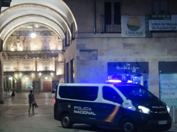 Policía Nacional Plaza Mayor Poeta Iglesias. (2)