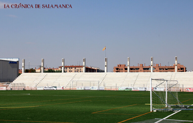 Estadio Reina Sofía - obras