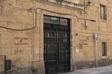 Residencia mixta de la Diputación en Ciudad Rodrigo.