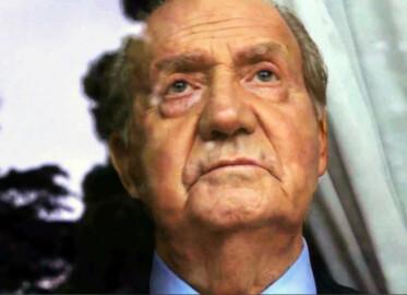 Rey emérito, Juan Carlos I. Foto. TVE.