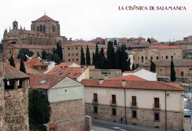 Salamanca aérea
