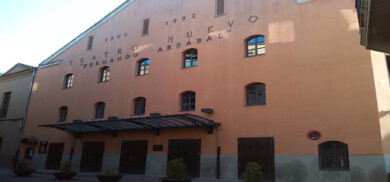 Teatro Fernando Arrabal, en Ciudad Rodrigo. Foto. Turismo Ciudad Rodrigo.