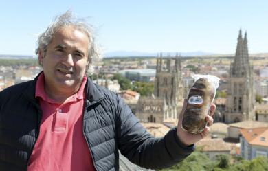 Ricardo Ordóñez / ICAL . Roberto Da Silva, uno de los impulsores de la etiqueta IGP Morcilla de Burgos