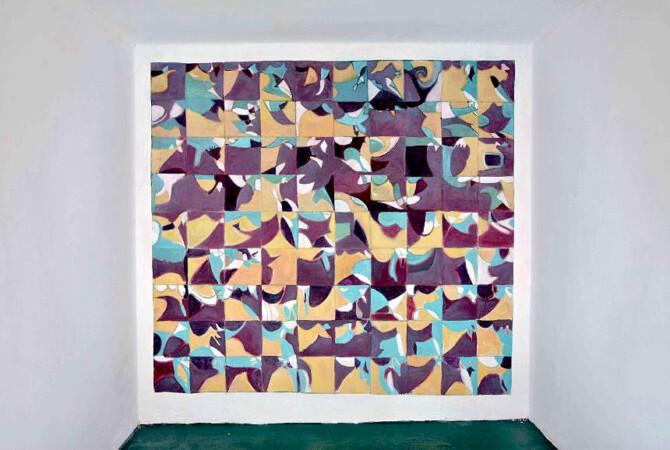 Una de las obras del TFG que se pueden ver en la exposición virtual del DA2 hasta el 29 de noviembre.