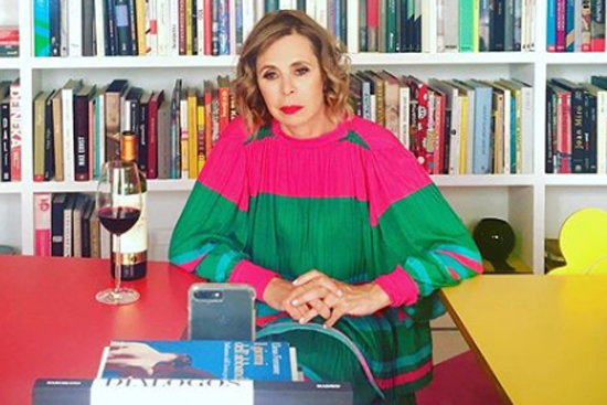 Le robaron la colección a Ágatha Ruiz de la Prada