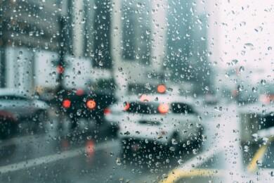 Aviso amarillo por tormentas y fuertes lluvias en Salamanca.