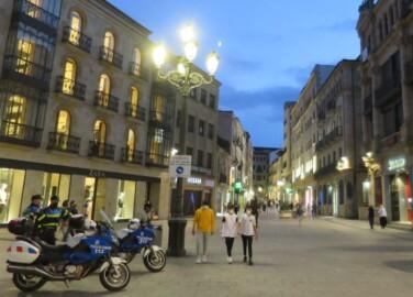 calle toro martes 22 septiembre policia local