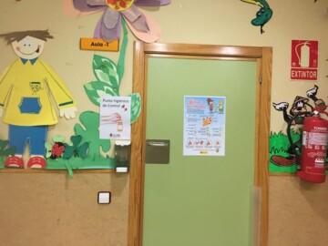 Centro infantil de Alba de Tormes.