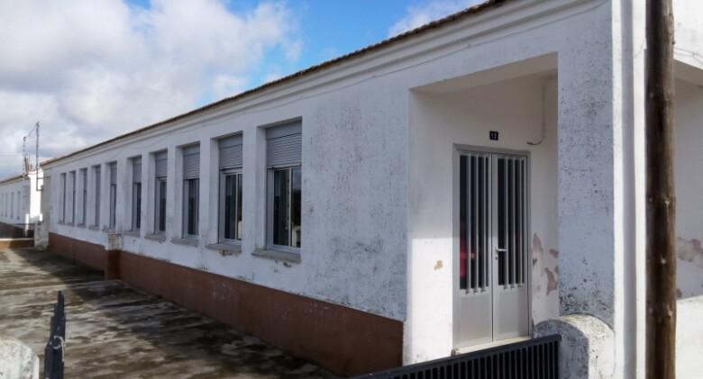 Escuela de Yecla de Yeltes.