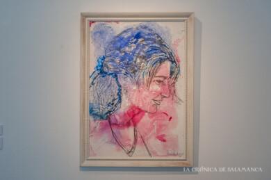 La obras del III Certamen Paula González Gajate están expuestas en La Salina hasta el 11 de octubre.