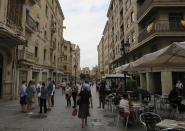 gente calle zamora lunes 14 septiembre